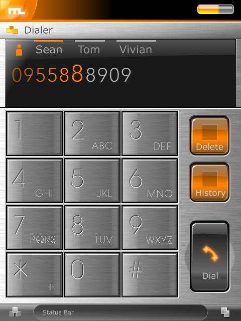 Dialer dialing